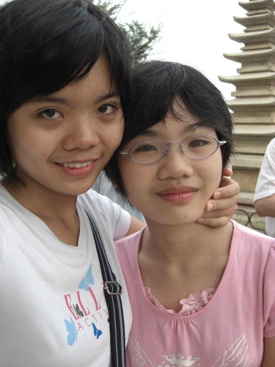 ngốc ở Naksan Temple (Korea) năm 2008!