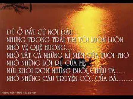 Long yeu nuoc cua nguoi Viet