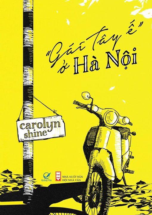 Bìa sách Gái Tây ế ở HN do Quảng Văn dịch và phát hành!