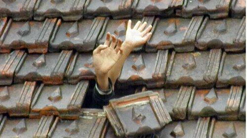 Miền Trung đang kêu cứu (Ảnh: Báo Tuổi trẻ)